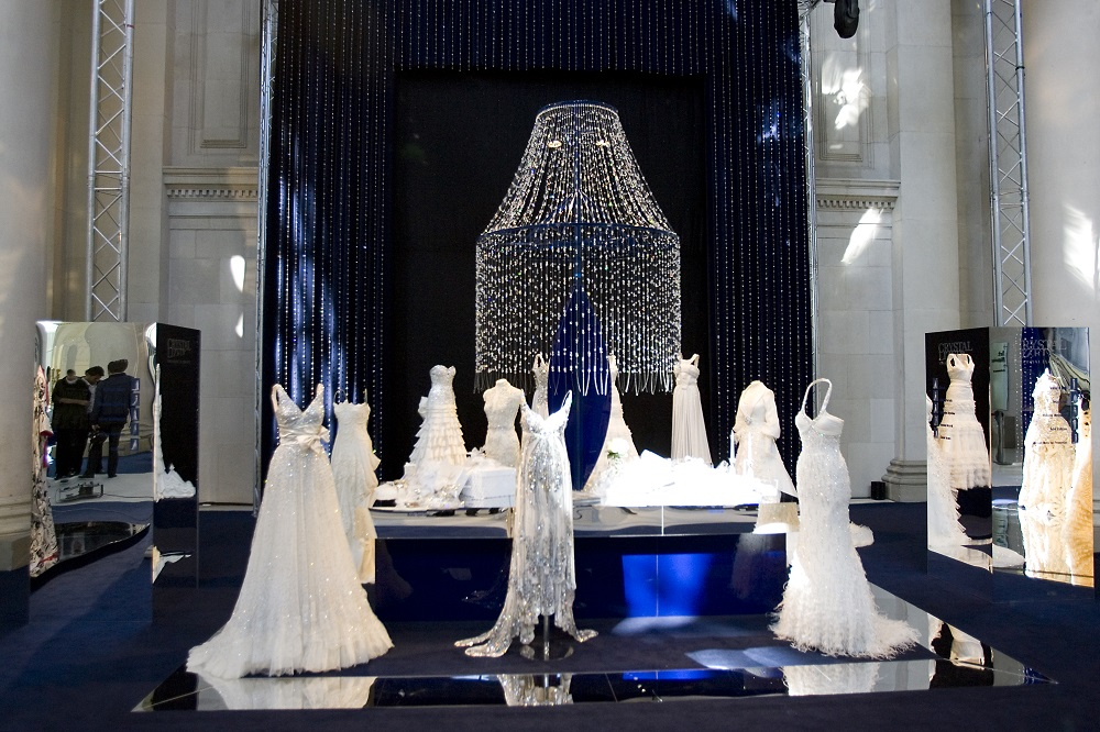 Sinergia Events | Diseño y producción exposición Swarovski